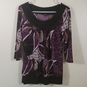6/$30 maurices medium top